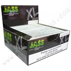 Feuilles Jass Slim Black Edition XL