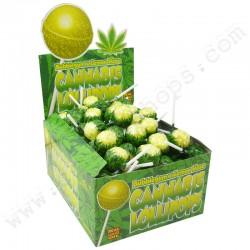 Sucettes Lemon Haze x...